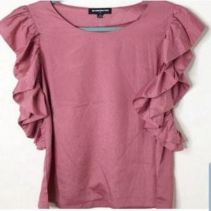 Anthropologie nu construction blouse